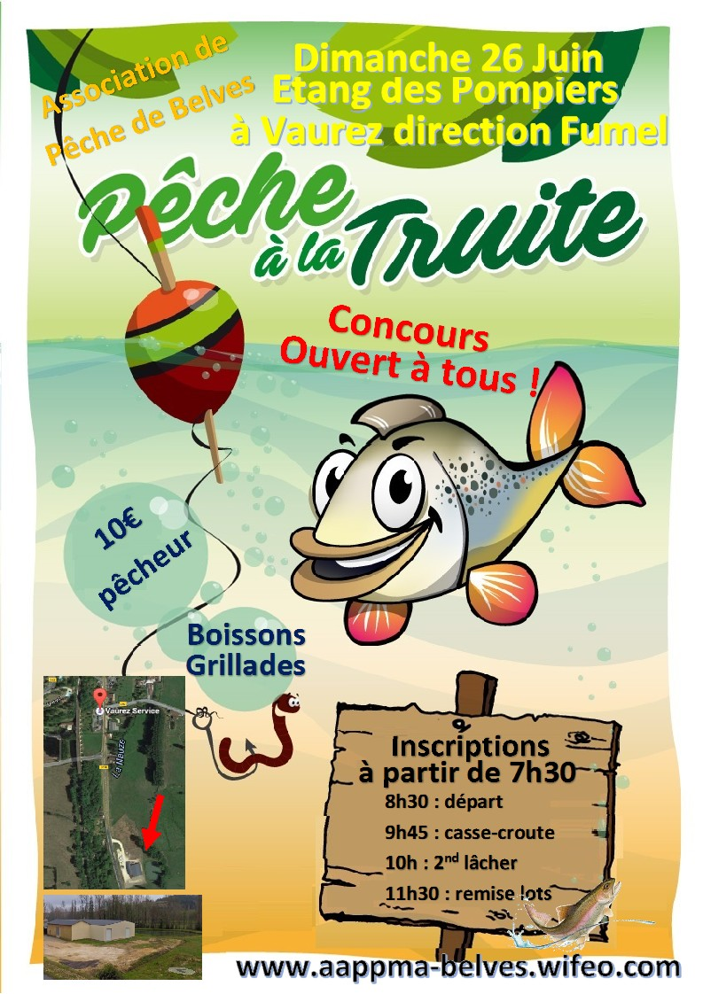 concours pêche 2016